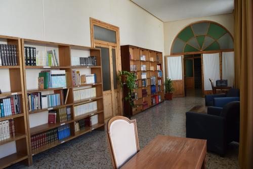 Biblioteca / Sala de lectura - Vista 3